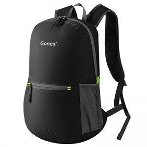Gonex Sac à Dos Pliable de Sport 20L Ultra-Léger Pour Camping, Randonnée, Ftness, Gym de la marque image 0 produit