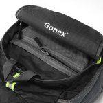 Gonex - Sac à dos pliable Sac sport ordinateur portable Sac imperméable unisexe- Pour camping, randonnée, voage, fitness Sac étanche bleu de 37L de la marque Gonex image 4 produit