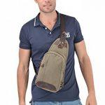 Gootium 40193 Sac à dos à bandoulière pour port épaule, pour sports de plein air, école, voyages de la marque image 3 produit