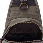 Gootium 40193 Sac à dos à bandoulière pour port épaule, pour sports de plein air, école, voyages de la marque image 5 produit