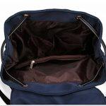 Greeniris femme sac à dos vintage femme drawstring nylon sac à dos pour fille collège de la marque Greeniris image 5 produit