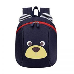 Gwell Doux Ours Mini-sac à dos école Maternelle Enfant Bébé Filles tout-petit Sac Garçons Kindergarten Backpack Toddler de la marque GWELL image 0 produit