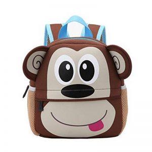 Gwell Sac à Dos école Maternelle Enfant Bébé Filles Sac Garçons Kindergarten Backpack Toddler Animal Imperméable Cartable de la marque GWELL image 0 produit