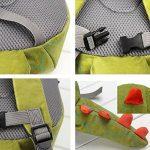 Harnais de Sécurité pour Enfants Sacs à dos pour Fille Garçons pour Bébés Pack Anti-perdus Sacs pour Dinosaures de la marque QZBAOSHU image 6 produit