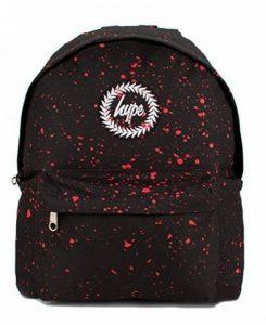 Hype Speckle Backpack (Black/Red) de la marque image 0 produit