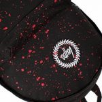 Hype Speckle Backpack (Black/Red) de la marque image 3 produit