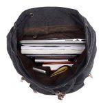 iDream - 2014 nouveau sac à dos sac en toile d'épaule pour école hiking camping randonnée voyage etc. - 32cm * 18cm * 43cm - pour ordinateur jusqu'à 14'' de la marque image 6 produit