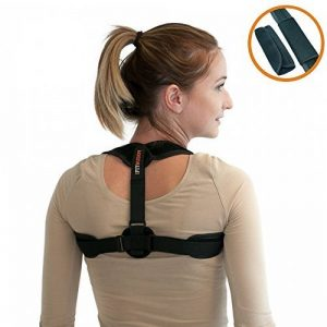 IFITBUDDY Redresse dos réglable homme femme pour se tenir droit - Maintien et redresse dos, clavicule et épaules pour une posture droite - Ceinture dorsale pour soulager le mal de dos de la marque IFITBUDDY image 0 produit