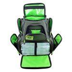 JK Sac à dos de pêche avec outils et plateaux de rangement de la marque JK Sports & Leisure image 1 produit