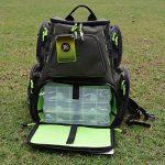JK Sac à dos de pêche avec outils et plateaux de rangement de la marque JK Sports & Leisure image 2 produit