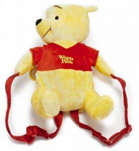 Joy Toy - 1100727 - Sac à dos en peluche - Winnie - 40 cm de la marque image 0 produit