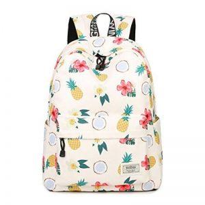 Joymoze Sac à dos imperméable pour l'école pour les filles jolie Sac à dos pour collégiens Sac à dos pour femmes de la marque image 0 produit