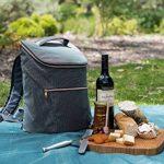 JSK élégant sac à dos isotherme Cooler Bag de la marque Just Smart Kitchenware image 1 produit