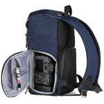 K&F Concept KF13.066 Sac à Dos Appareil Photo Sac dslr Sac de Voyage avec Housse Imperméable Inclus pour DSLR Canon Nikon Sony Olympus de la marque K&F CONCEPT image 4 produit