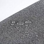 k&F Concept KF13.078 Sacoche et sac bandoulière pour appareil photo professionnel compact et bridge base étanche avec compartiment intérieur ajustable de la marque K&F CONCEPT image 5 produit