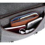 k&F Concept KF13.078 Sacoche et sac bandoulière pour appareil photo professionnel compact et bridge base étanche avec compartiment intérieur ajustable de la marque K&F CONCEPT image 3 produit