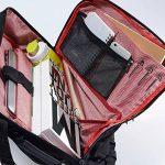 KAUKKO Vintage Toile sac à dos hommes et femmes Casual d'escalade voyage plein air Alpinisme Sac à dos avec une grande capacité de la marque image 4 produit