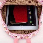 KAXIDY Sac à Dos Enfants Maternelle Sac Enfant école Garçons Filles Sac Scolaire Cartable de la marque image 3 produit