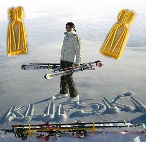 KlipSki - le système de porte skis et bâtons le plus facile et le plus rapide au monde de la marque image 0 produit