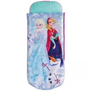 La Reine des Neiges - Lit junior ReadyBed - lit d'appoint pour enfants avec couette intégrée de la marque Worlds Apart image 0 produit