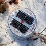 Lanterne camping solaire gonflable Aidier - Éclairage d'urgence pour camping, patio, randonnée, pêche, pique-nique 4-PACK claire de la marque image 5 produit