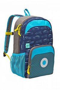 Lässig Gmbh 4Kids Mini Backpack Big Cars Navy Sac à Dos Enfants, 39 cm de la marque image 0 produit