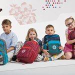 Lässig Gmbh 4Kids Mini Backpack Big Cars Navy Sac à Dos Enfants, 39 cm de la marque image 1 produit