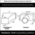 Le meilleur comparatif : Etui néoprène appareil photo reflex TOP 1 image 6 produit