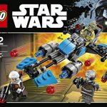 LEGO - 75167 - Star Wars - Jeu de Construction - Pack de combat la moto speeder du Bounty Hunter de la marque image 1 produit