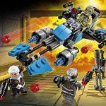 LEGO - 75167 - Star Wars - Jeu de Construction - Pack de combat la moto speeder du Bounty Hunter de la marque image 3 produit