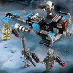 LEGO - 75167 - Star Wars - Jeu de Construction - Pack de combat la moto speeder du Bounty Hunter de la marque image 4 produit