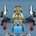 LEGO - 75167 - Star Wars - Jeu de Construction - Pack de combat la moto speeder du Bounty Hunter de la marque image 5 produit