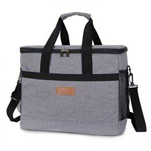 Lifewit Sac Isotherme de Repas Portable 30L Pour Déjeuner Plage Pique-Nique Camping BBQ de la marque image 0 produit