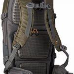 Lowepro Flipside Trek BP 350 AW Sac à dos pour Appareil photo Gris/Vert Foncé de la marque Lowepro image 1 produit