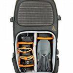 Lowepro Flipside Trek BP 350 AW Sac à dos pour Appareil photo Gris/Vert Foncé de la marque Lowepro image 3 produit