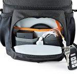 Lowepro Nova 140AW II Sac pour appareil photo–Noir de la marque Lowepro image 3 produit