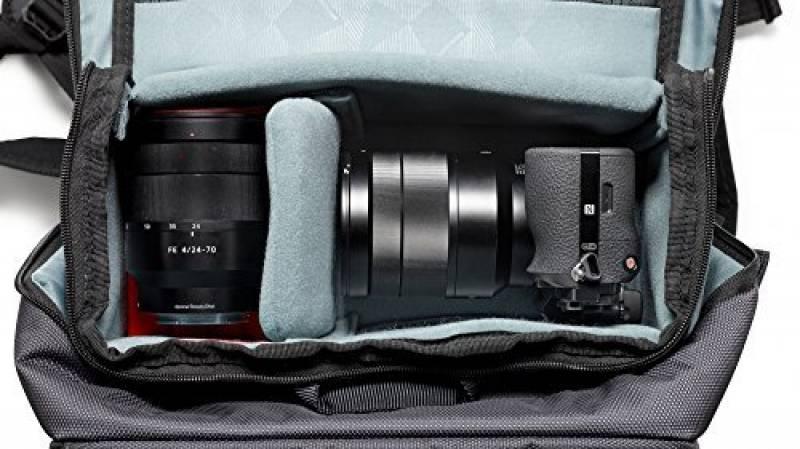 2f3de91fd9 Intro. Affichant 2 retours client et un score de 5 étoiles cette sac à dos  appareil photo hybride ...