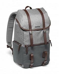 Manfrotto Windsor Sac à dos pour DSLR/Ordinateur Portable Gris de la marque Manfrotto image 0 produit