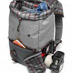 Manfrotto Windsor Sac à dos pour DSLR/Ordinateur Portable Gris de la marque Manfrotto image 2 produit