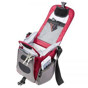 Mantona SportsBag SLR sac appareil photo pour Bridge / Camcorder / Micro SLR / appareil photo SLR / Actioncam, couleur rouge de la marque Mantona image 1 produit