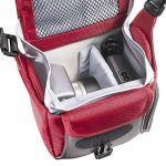 Mantona SportsBag SLR sac appareil photo pour Bridge / Camcorder / Micro SLR / appareil photo SLR / Actioncam, couleur rouge de la marque Mantona image 3 produit