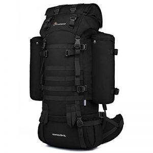 Mardingtop 65+10L sac a dos militaire Sac à dos tactique avec housse de pluie pour trekking/randonnée/camping/voyage 4 couleurs de la marque image 0 produit