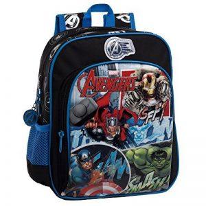 MARVEL Avengers Street Sac à Dos Enfant, 28 cm, Bleu 2432151 de la marque Marvel image 0 produit