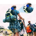 Matelas de camping ELEPOWSTAR Coussin d'air Matelas Gonflable Sleeping Pad Ultraléger pour Camping,Randonnée,Voyage, Plage,Tente,Sac de Couchage En Bleu de la marque ELEPOWSTAR image 6 produit