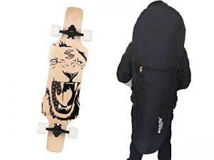 MAXOfit® sac de transport noir pour Longboard mesurant jusqu à 120cm (66481) de la marque MAXOfit® image 0 produit