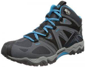 Merrell Grassbow Sport Mid Gtx, Chaussures de randonnée tige basse femme de la marque image 0 produit
