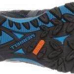 Merrell Grassbow Sport Mid Gtx, Chaussures de randonnée tige basse femme de la marque image 3 produit
