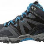 Merrell Grassbow Sport Mid Gtx, Chaussures de randonnée tige basse femme de la marque image 6 produit