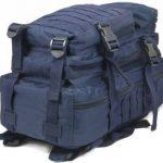 Mil-Tec Military Army Patrol MOLLE Assault Pack Tactical Combat Rucksack Backpack 30L Dark Navy Blue de la marque image 4 produit