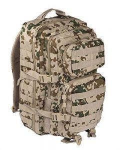 Miltec - Sac à dos US assault pack 36L camouflage tropical de la marque Mil-Tec image 0 produit